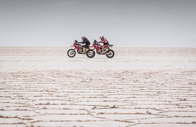 Honda Dakar 2015