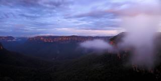 Mist Descending