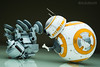 """BB-8 : Training to """"Play Dead""""."""