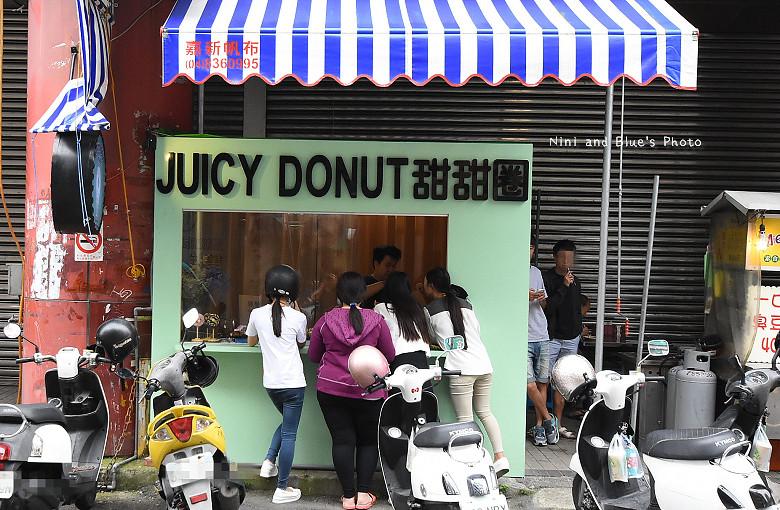 彰化員林JUICY DONUT創意造型甜甜圈03