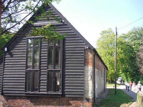 Converted Barn in Newnham