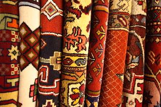 Carpet buying.