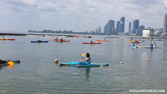 Learning to Kayak in Toronto