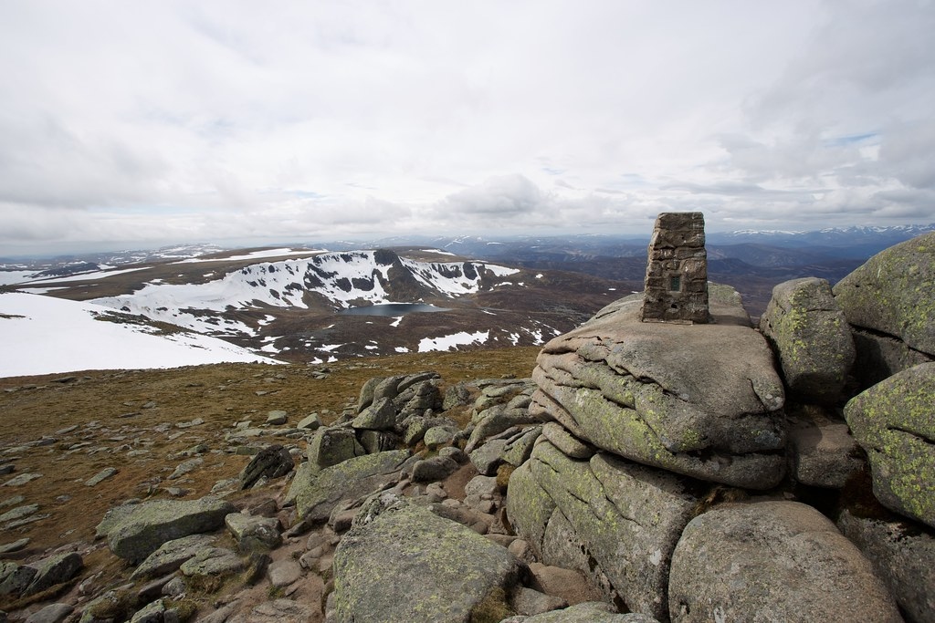 Summit of Lochnagar