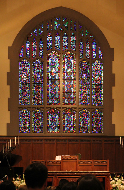 Window, Indianola Presbyterian Church — Columbus, Ohio