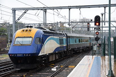 New South Wales modern traction