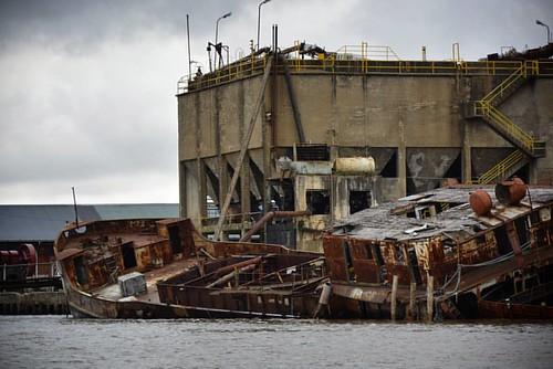 Nothing sadder   #ship #shipwreck #river #Lujan #Tigre #BuenosAires #bsas #Argentina #Nikon #D5200