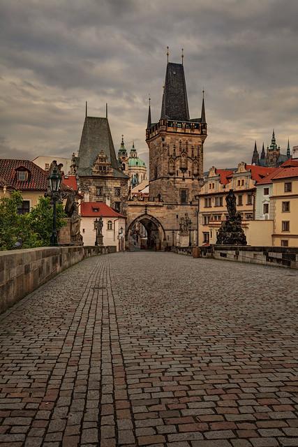 Vítejte v Praze