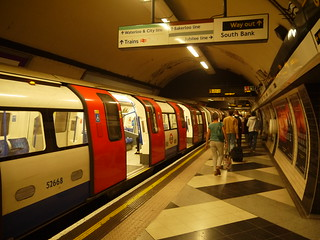 Waterloo Northern Line Station