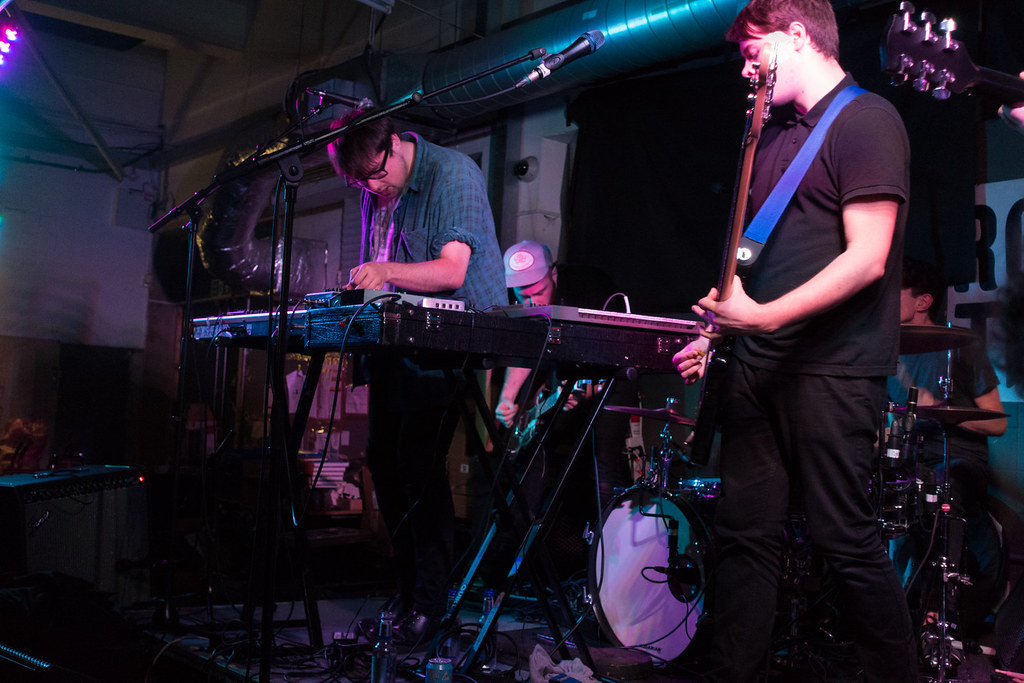 Hookworms at Rough Trade