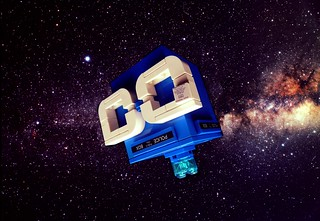 Nerdly Tardis Just Spining In Space, As You Do When Your A Tardis In Space.