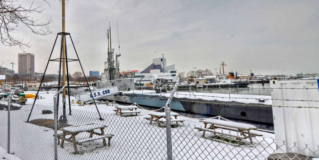 USS Cod NHL