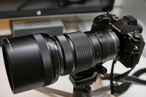 OM-D EM-1 + M.ZUIKO DIGITAL ED 40-150mm F2.8 PRO