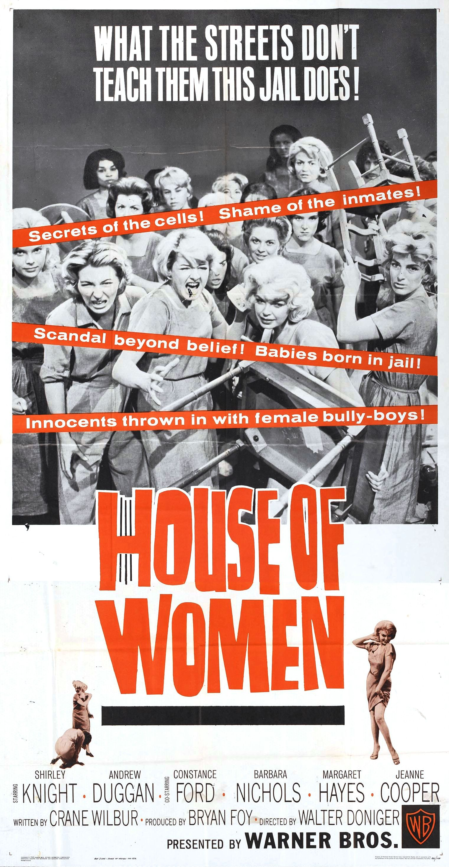 House of Women (1962)