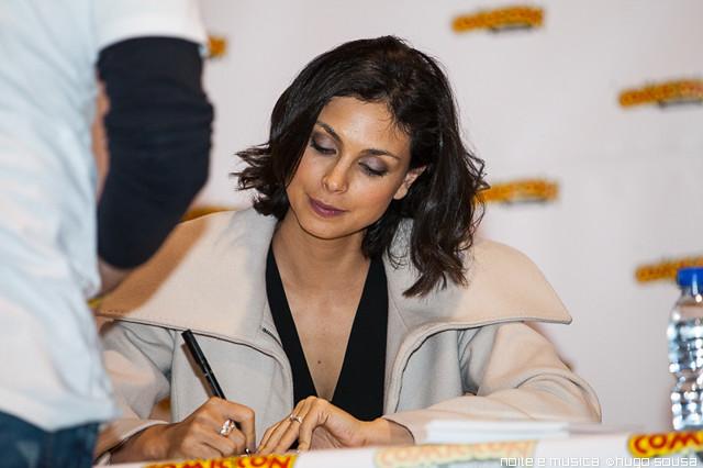 Morena Baccarin -  Comic Con Portugal '14