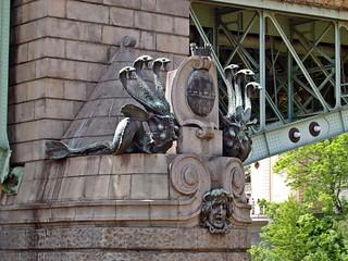 Hydra - Čechův most, Praha, Prague, Prag / Czech Republic
