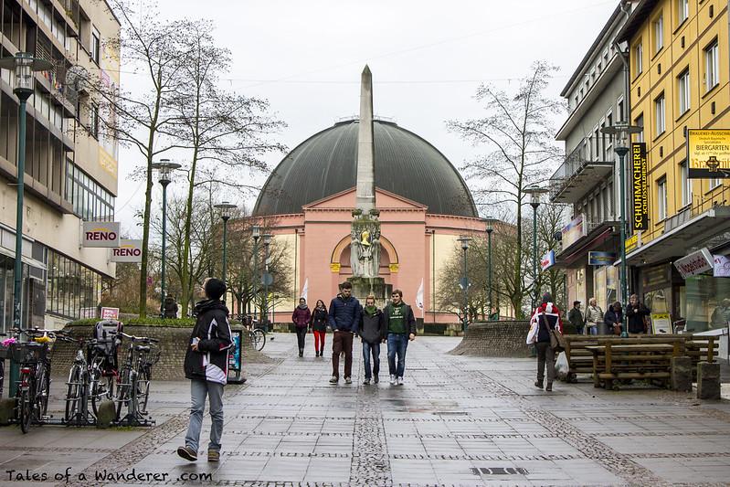 DARMSTADT - DARMSTADT - St.-Ludwigskirche