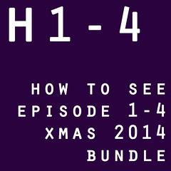 HTS 1-4 special Xmas 2014 bundle