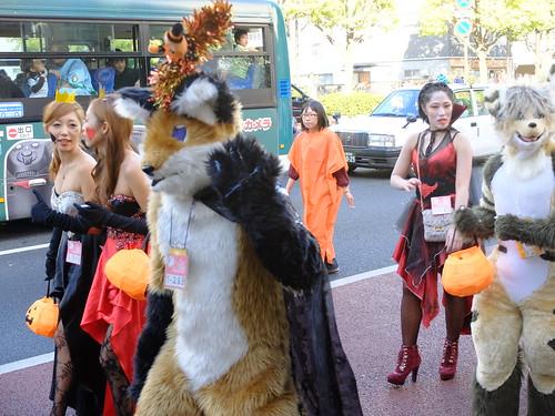 Kawasaki Halloween parade 2014 130