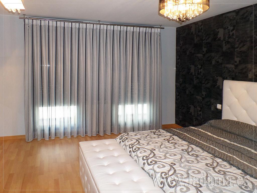 Decoracion mueble sofa novedades en cortinas for Lo ultimo en cortinas para dormitorios