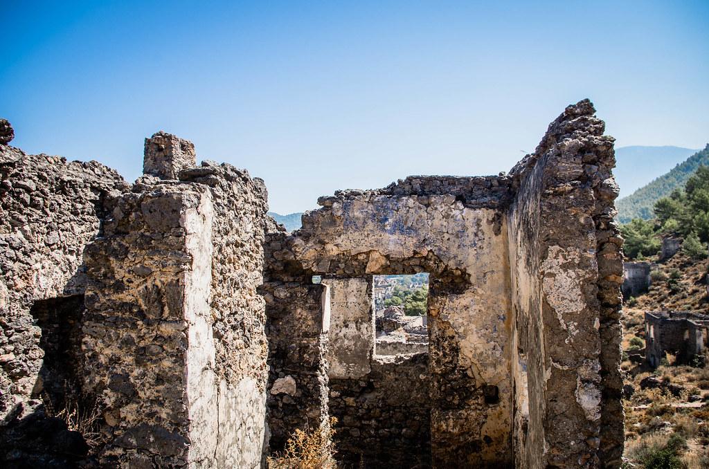 Maison : Batisse en Ruine