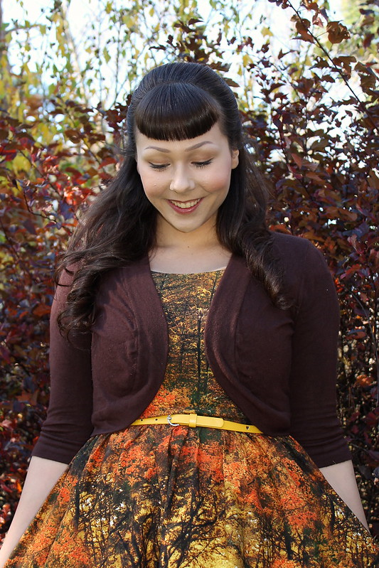 fall dress modcloth