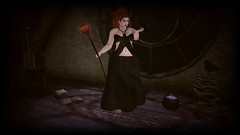 The Attic Witch