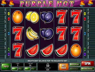 Purple Hot slot game online review