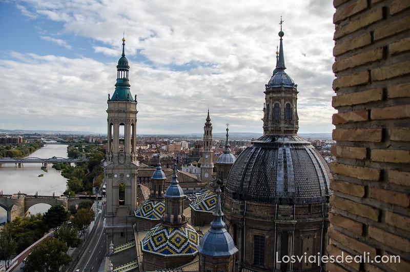 un fin de semana en Zaragoza