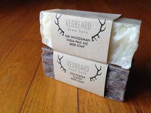 Redbeard Brew Bars Handcrafted Soap