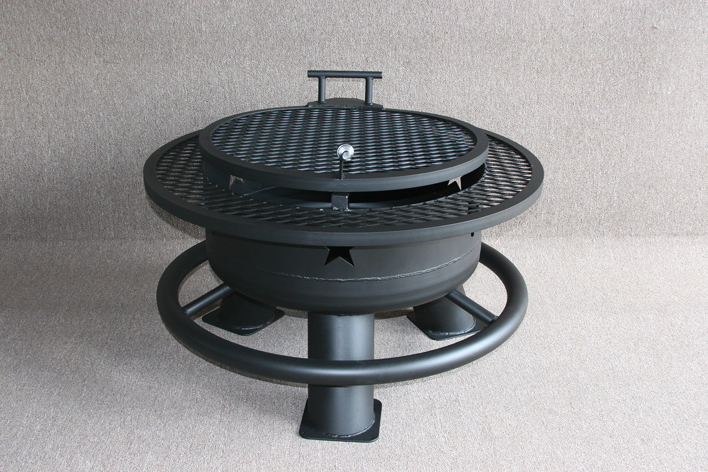 "WITH 2"" SOLE SAVER, REGULAR GRILL AND TANKHEAD"