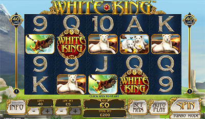 White King Slot Machine - Play for Free With No Download