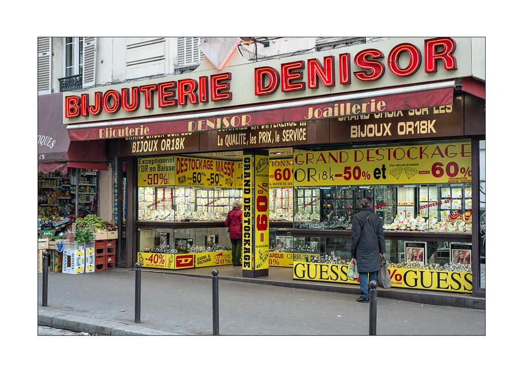 Il ny a pas que les Champs Elysées à Paris (bis)