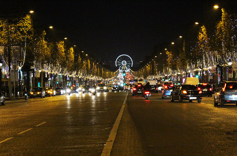 champs elysees 1