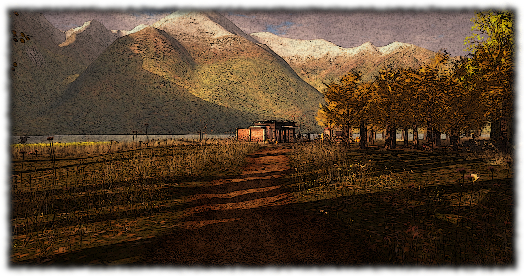 The Trace, The Trace; Inara Pey, November 2014, on Flickr