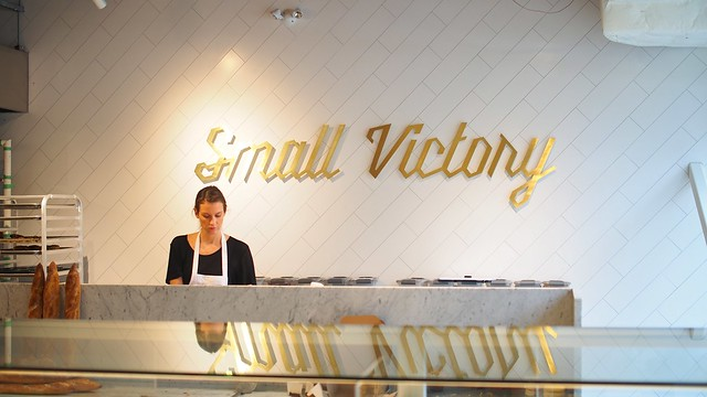 Small Victory Bakery | Yaletown, Vancouver