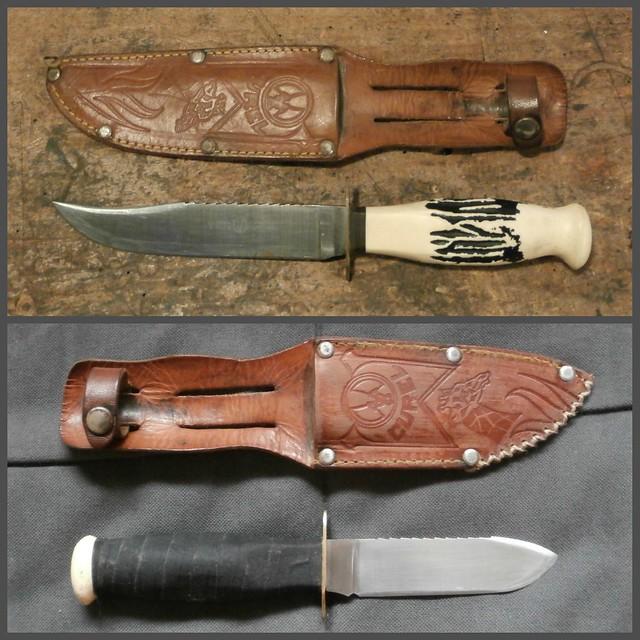 knife reprofiling