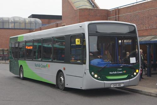 SC Norfolk Green 27644 GX10 HBZ