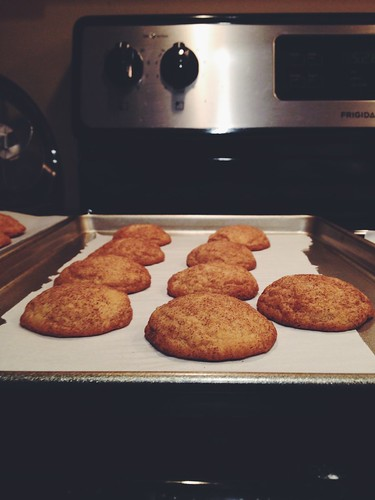 """Amish"" Snickerdoodles"