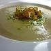 Riso Jerusalem Artichoke Chestnut Soup