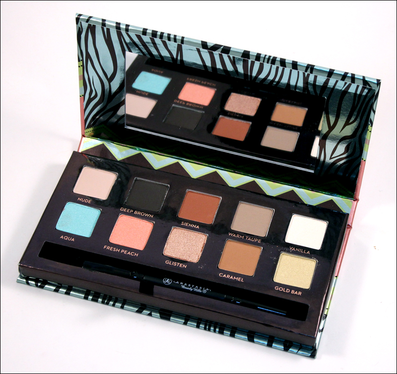 Anastsasia Maya mia eyeshadow palette1