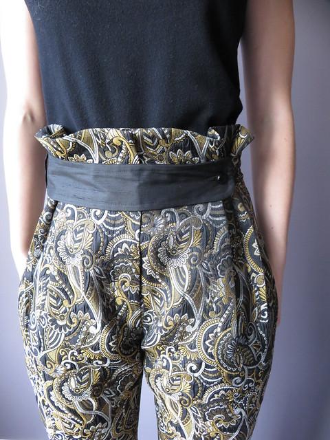 Burda 9-2014-113 waist
