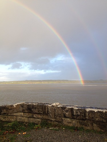 Rainbow near foynes