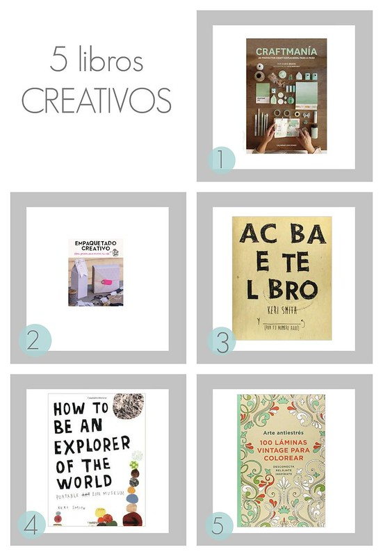 PicMonkey Collage LIBROS CREATIVOS