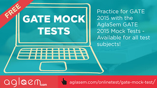 GATE Mock Tests