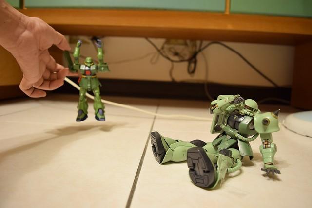 【玩具人Counter656投稿】柯博文VS薩克 停格動畫發表