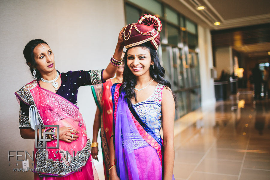 Atlanta Hindu Indian Wedding Photography at Westin Perimeter
