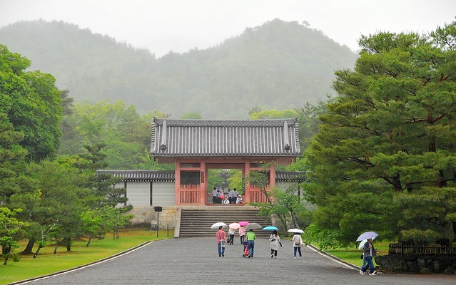 Ninnaji entrance