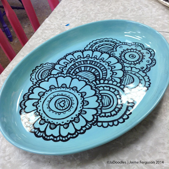 FINAL: Auction Serving Platter