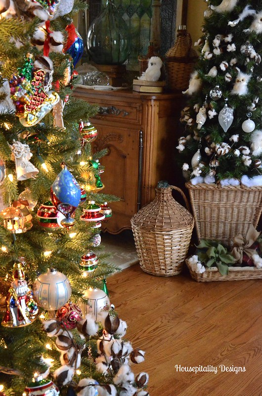 Foyer Christmas Tree-Housepitality Designs